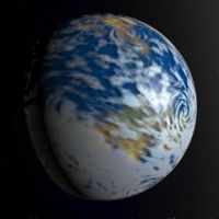 This is a sample constructed-world as seen fro...